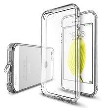Transparente claro caso do telefone para o iphone 11 xr xs max x 6s 7 8 plus ultra fino dustproof proteger silicone macio capa traseira