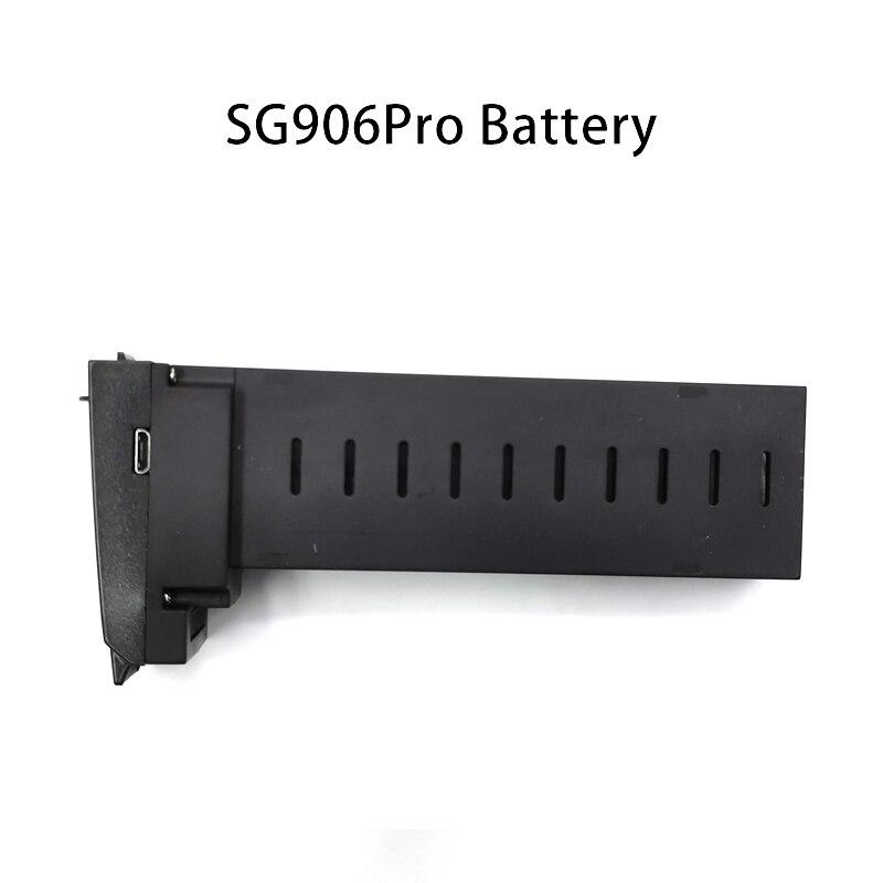 LAUMOX SG906 PRO Spare Battery GPS Drone Self-Stabilizing Gimbal 7.4V 2800 MAh LI PO Battery Brushless Quadcopter Drones
