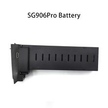 LAUMOX SG906 PRO zapasowy akumulator GPS Drone samostabilizujący Gimbal 7 4V 2800 mAh akumulator bezszczotkowy Quadcopter drony tanie tanio Cyfrowy baterii SG906 Pro Battery