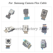 Tested Big Rear Back camera & small front Facing Camera Flex Cable Modulefor For Samsung ON5 G5700 ON7 G6100 G5510(China)