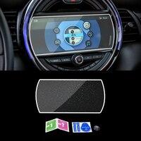 Para Mini Cooper F54 F55 F56 F57 F60  película de navegación para coche  pantalla protectora para salpicadero  GPS  película adhesiva de vidrio templado