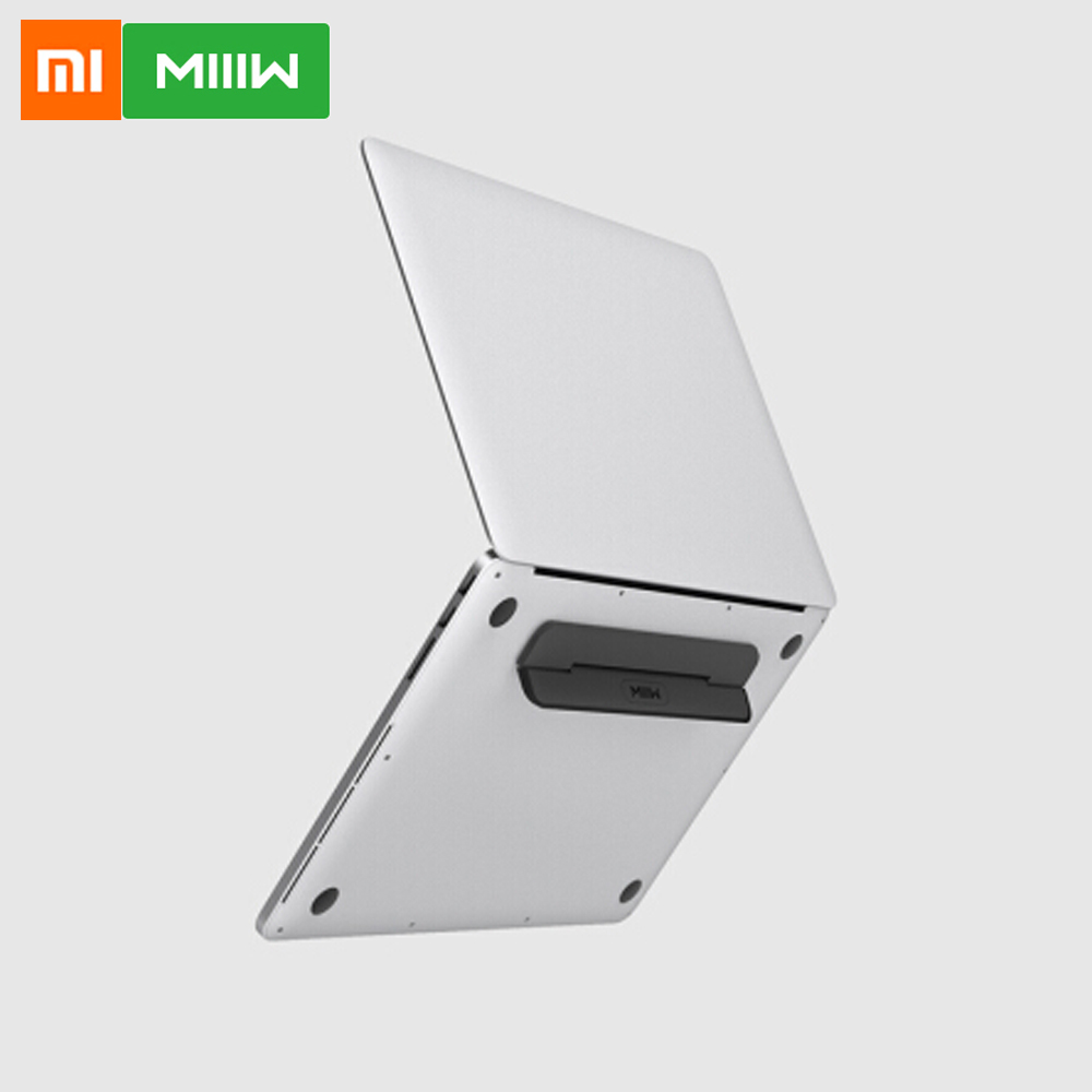 Xiaomi Mijia MIIIW Laptop Stand Holder Mount Portable Mini Folding Laptop Lapdesk Office Ergonomic Notebook Stand For 12&13inch