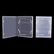Cartucho Universal de tarjetas de juego, caja de CD de embalaje para N64/SNES (US)/Sega Genesis/MegaDrive, 10 Uds.