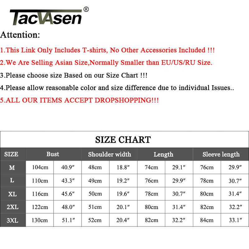 TACVASEN שמש הגנת חולצות גברים ארוך שרוול מזדמן UV הוכחה סלעית חולצות לנשימה קל משקל ביצועים טיול tshirts