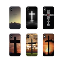 Accessories Phone Shell Covers Christian Jesus The Cross For Samsung A10 A30 A40 A50 A60 A70 Galaxy S2 Note 2 3 Grand Core Prime(China)