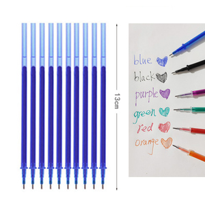 Erasable Pen Set 0.5mm Colored