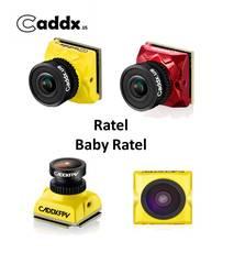 Caddx dla dzieci Ratel 1/1. 8 ''Starlight HDR OSD 1200TVL 16:9 4:3 NTSC/PAL przełączane 1.66mm/2.1mm obiektyw kamery FPV FPV Racing Drone w Części i akcesoria od Zabawki i hobby na