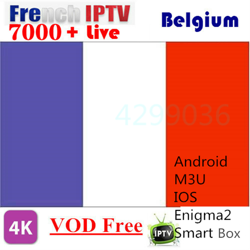 French IPTV <font><b>Belgium</b></font> IPTV SUNATV Arabic IPTV Dutch IPTV Support Android m3u enigma2 updated to 7000+Live and Vod supported image