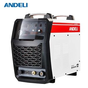 Image 2 - ANDELI cortador de acero portátil de 380V, tubo de Metal de corte trifásico, máquina de corte por Plasma CNC, corte 120