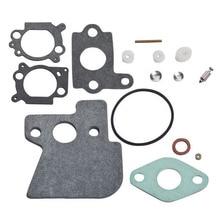 High quality Carburetor Repair Kit For Briggs&Stratton 5.5hp 6hp Intek Engine 692703 499685 стоимость