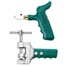 High-strength Glass Cutter Tile Handheld Multi-function Portable Opener Home Glass Cutter Diamond Cutting Hand Tools