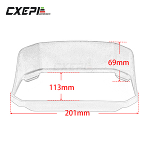 Image 5 - 2020 NEW Motorcycle Instrument Speedometer Visor Meter Guard+protection film For BMW S1000RR S1000XR S 1000 RR XR 2020