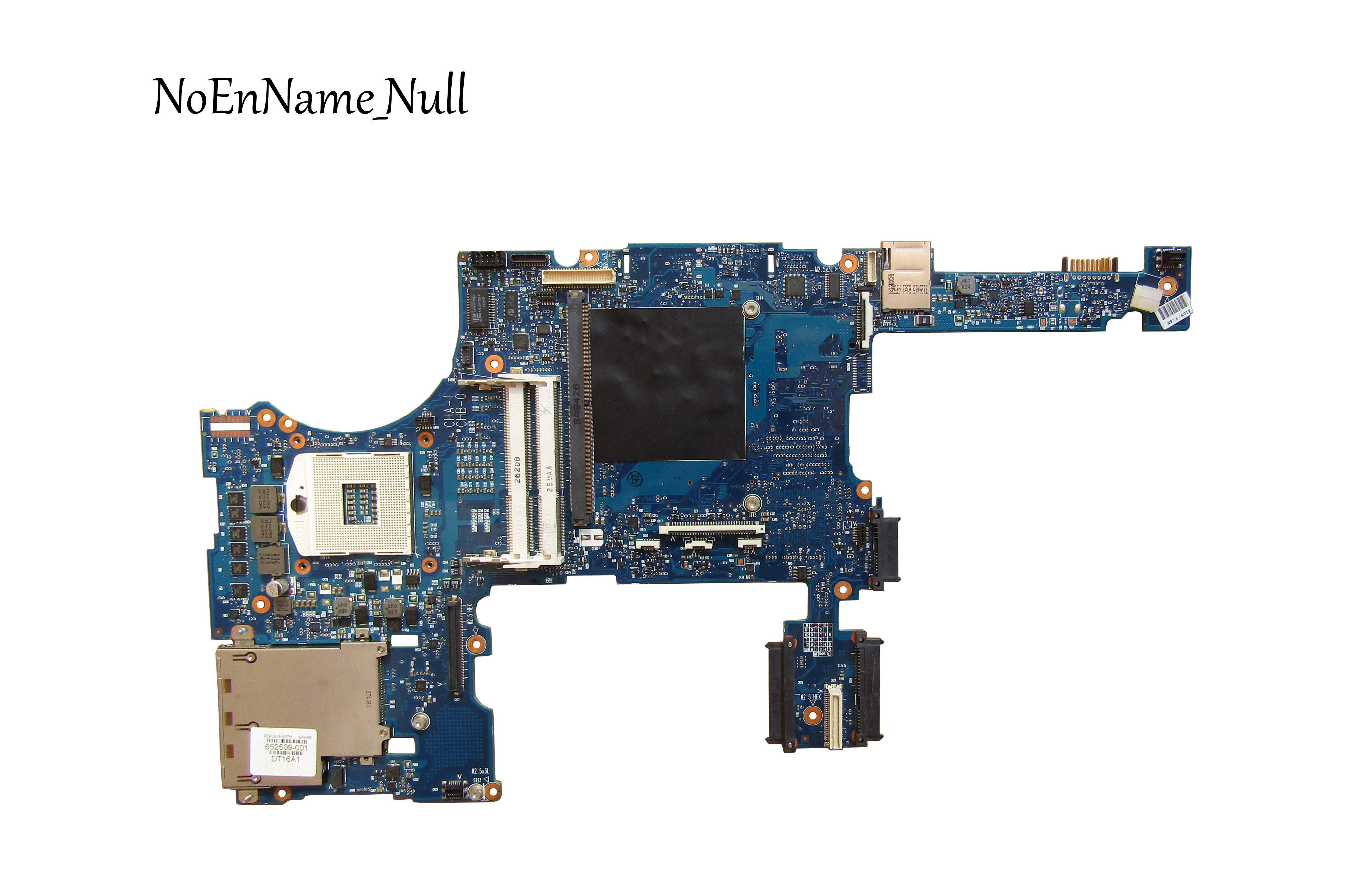 652509-501 652509-001  FOR HP Elitebook 8760W Laptop Motherboard 6050A2438101 652509-601 QM67 DDR3 SLJ4M