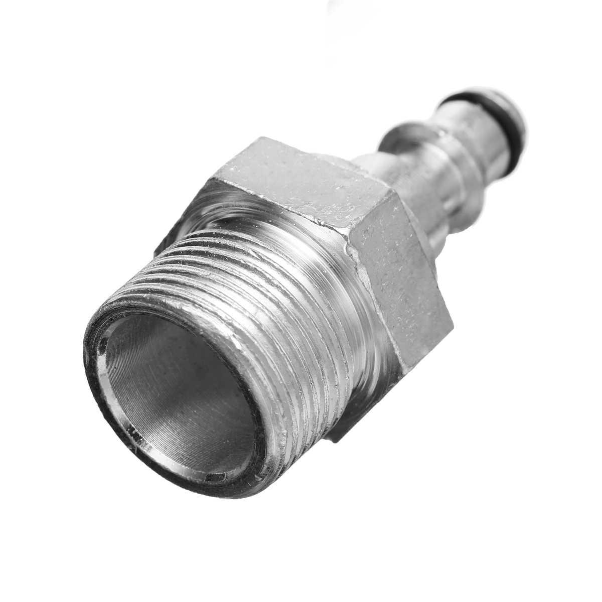 1 Pcs Koneksi Cepat Tekanan Mesin Cuci Senjata Selang Pas untuk M22 Adaptor untuk VAX Rumah Mobil Mesin Cuci Mesin Cuci Konektor alat
