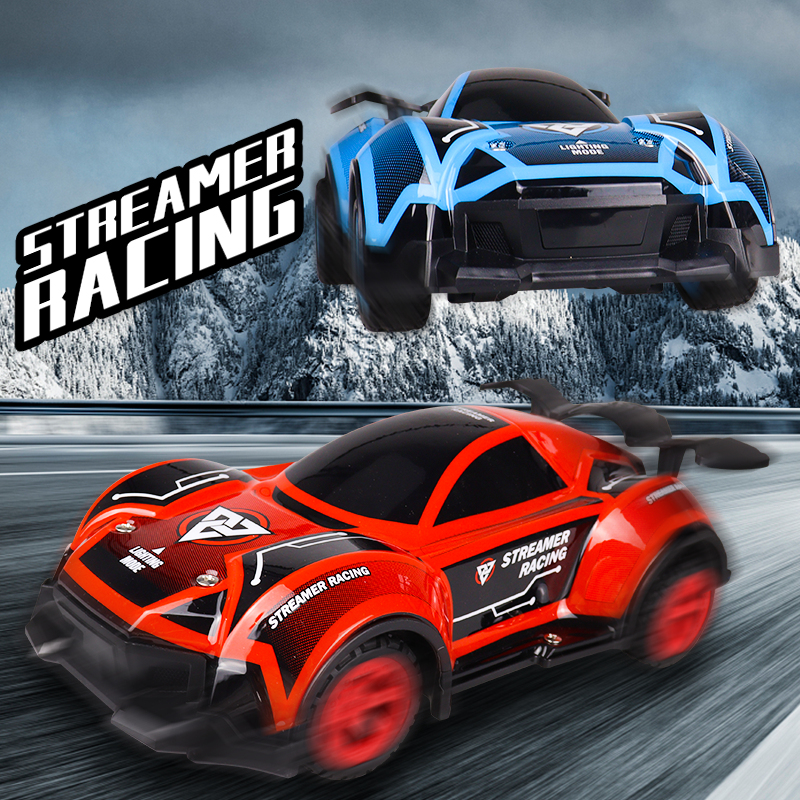 RC Car Drift Off-road 3D With Color Flash & Music Radio Controlled Cars Kids Toys 4wd RC Cars Remote Control Toys For Children