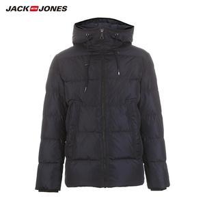 Image 1 - Chaqueta de plumón con capucha casual de moda de JackJones para hombre abrigo parka corto para hombre 218412509