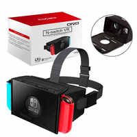 Nintend Switch Games VR Head-Mounted Glasses Movies Game EVA 3D Virtual Reality Games NS VR Glasses Accessories