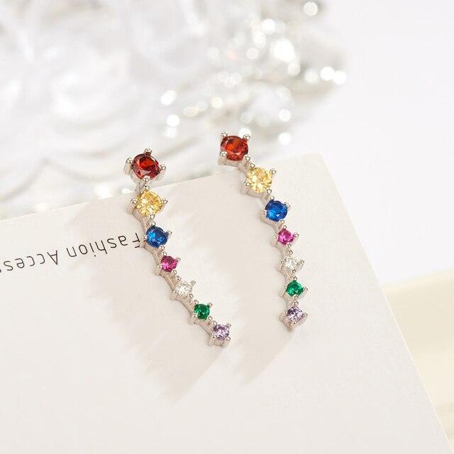 Beautiful  Ear row design earrings 5