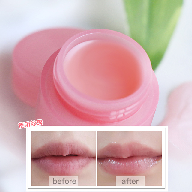 Korea Lip Sleeping mask 3g Grapefruit Essence Nutrious Lip Care Moisture Lip Balm Smoothing Dryness 2