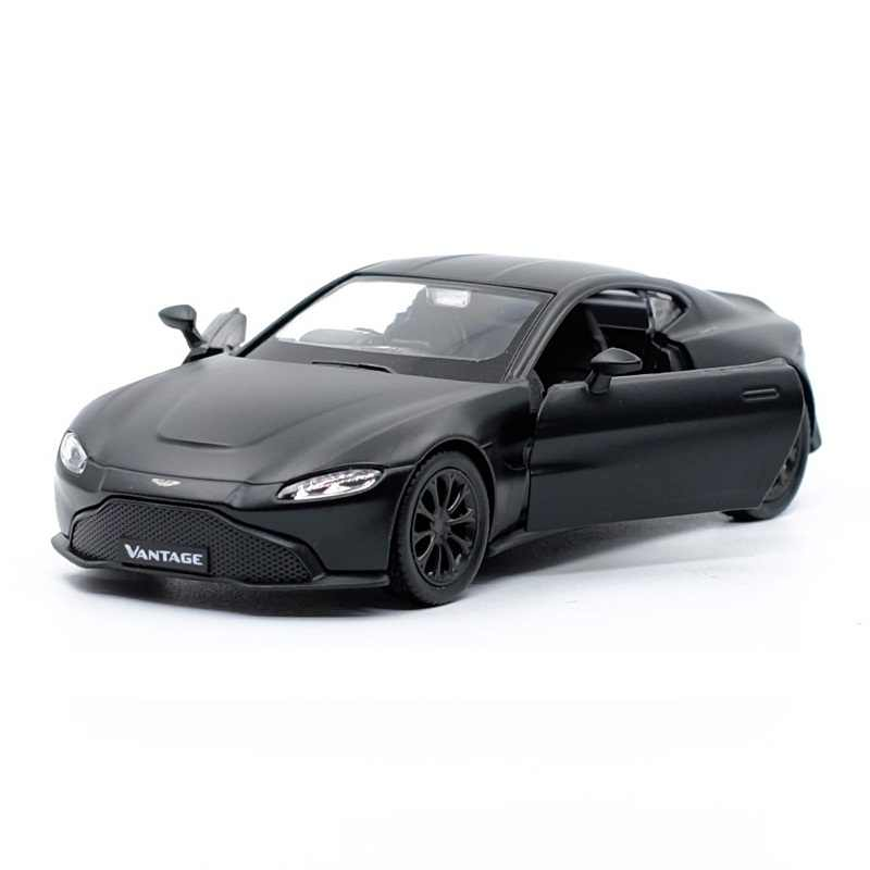 High Simulation Exquisite Diecasts & Toy Vehicles: RMZ city Car Styling Aston Martin Vantage 1:36 Alloy Diecast Model Toy Cars