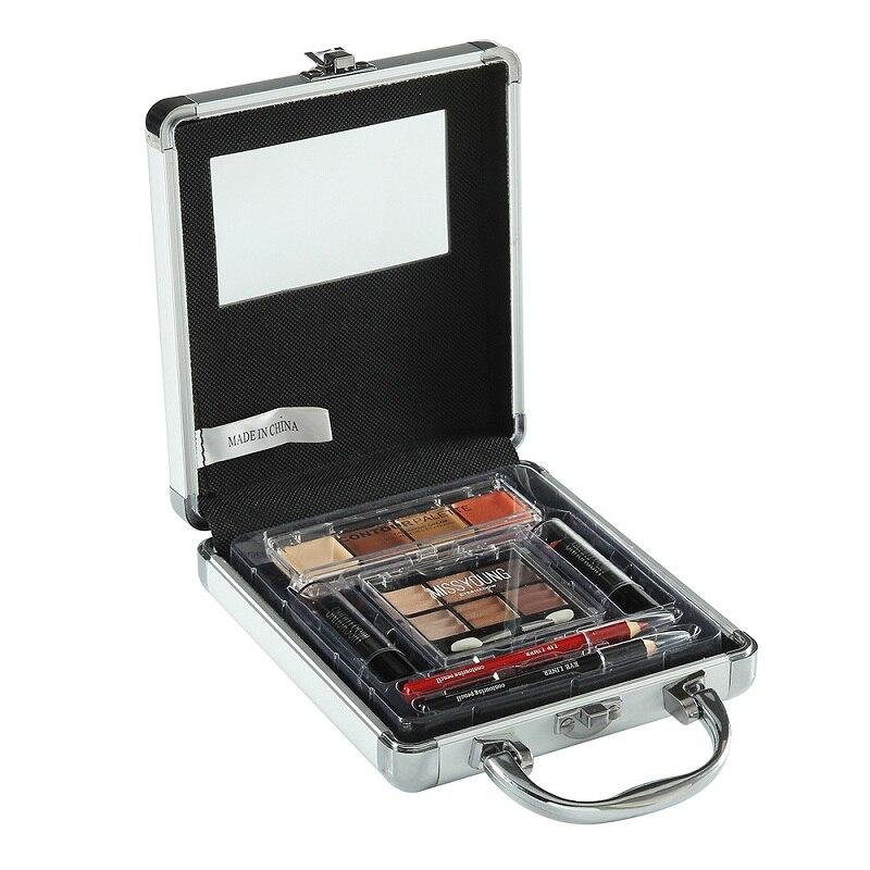 Makeup Set Kit Box Professional Full For Women Lipstick, Tools