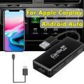 Carlinkit USB Smart Car Link Dongle для Android автомобильная навигация для Apple Carplay модуль Авто сотовый телефон USB Carplay адаптер