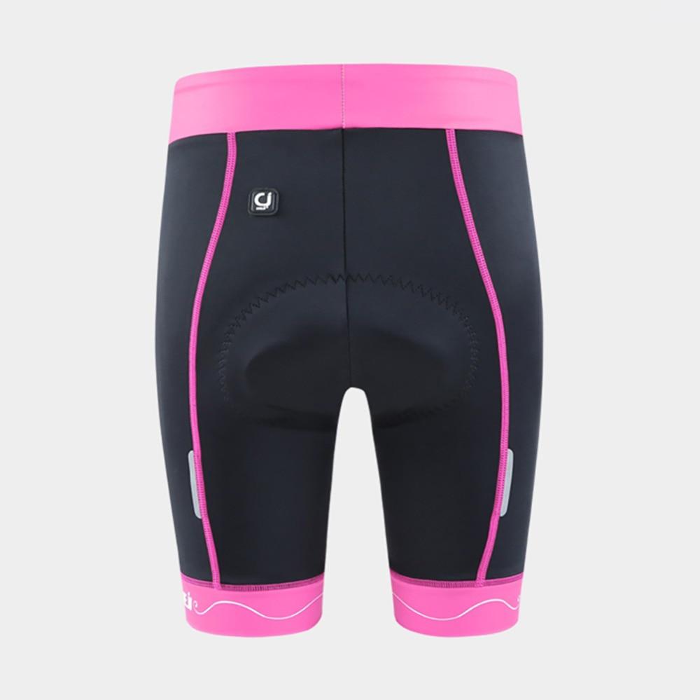 SILIK para Hombre Ciclismo Shorts de Bicicleta con Ropa Interior de Bicicleta Antideslizante de compresi/ón Transpirable Transpirable