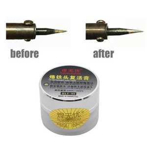 Clean-Paste Iron-Tip Resurrection Refresher Head-Clean 1pcs