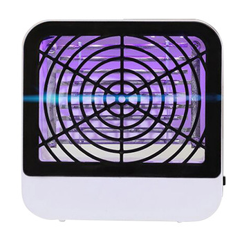 Electric Shock Mosquito Killer Lamp Insect Bug Zapper Mosquito Repellent No Noise No Radiation Insect Killer Flies Trap Lamp
