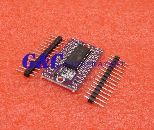 Module de commande de matrice de points LED HT16K33, panneau de bricolage électronique