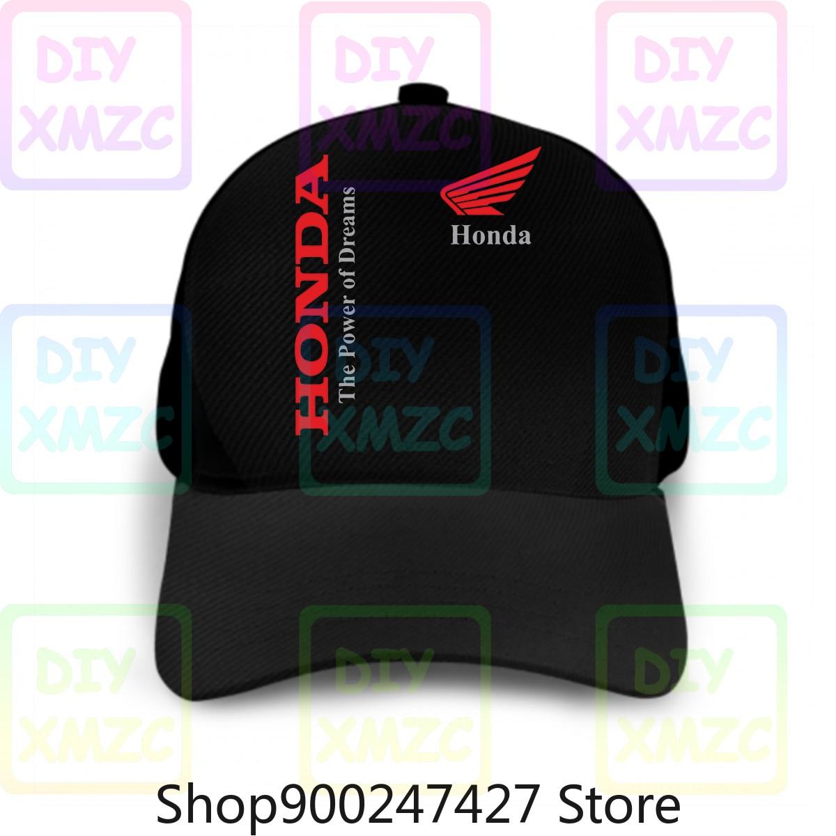 Бейсбольная кепка Honda The Power Of Dreams, уличная футболка для мотоцикла Harajuku|Мужские бейсболки|   | АлиЭкспресс