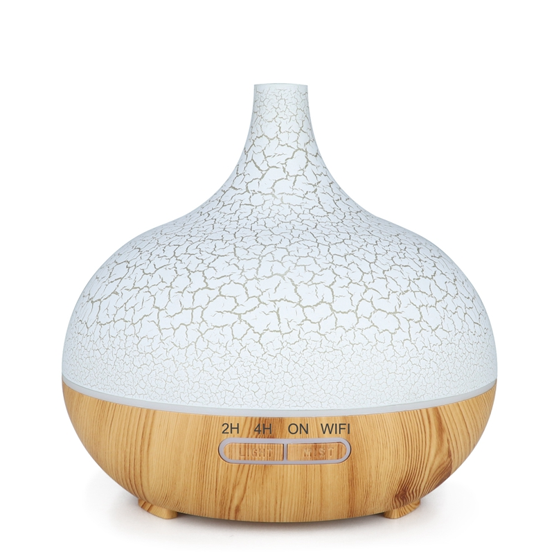 Smart WiFi Essential Oil Diffuser Air Humidifier Works With Alexa Google Home
