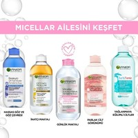 Make-up Cleansing Water Garnier Micellar Flawless 400ML 5