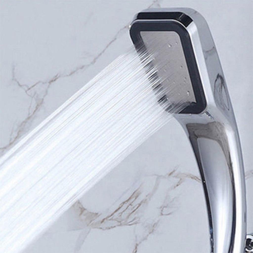 Shower-Head Boosting Bathroom-Tools Water-Saving-Beads Utility High-Pressure