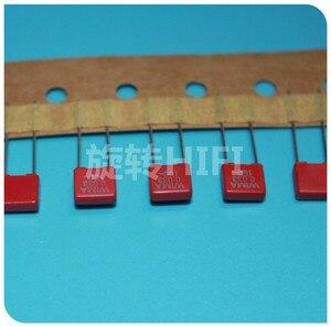 Image 2 - 10PCS Taping package NEW RED WIMA MKS2 33NF 100V P5MM 0.033UF 333/100V Audio 333 mks 2 33n 0.033u/100v