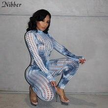 Nibber 3D aushöhlen sexy body legging 2 zwei-stück set für frauen herbst casual straße Aktive tragen Sport top anzüge Weibliche
