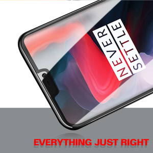Image 5 - JGKK 5D Curved Edge Full Cover Tempered Glass For Oneplus 7 7T 6 5T 5 Oneplus6 Protective Screen Protector For 1+6 One Plus 6T