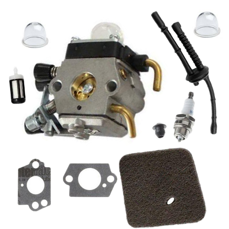 1 Set Carburetor For Stihl HS45 FS55 FS310 Hedge Trimmer Zama C1Q-S169B 4140 120 0619 New Arrival Durable