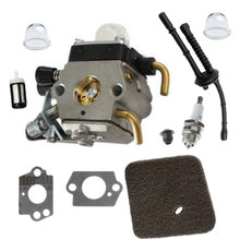 1 set Carburetor for Stihl HS45 FS55 FS310 Hedge Trimmer Zama C1Q-S169B 4140 120 0619 fc75 fc85 fs38 fs45 fs45c C1Q-S66 C1Q-S71(China)