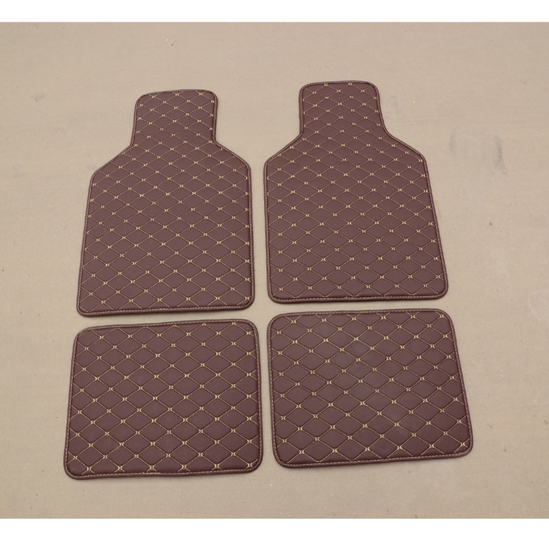 WLMWL Car universal foot pad For <font><b>Lexus</b></font> all models nx lx470 <font><b>gx470</b></font> ES IS RX GX GTH LX car <font><b>accessorie</b></font> car styling floor mats image