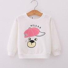 Kids Baby Boys Girls Hoodies Sweatshirts Cartoon
