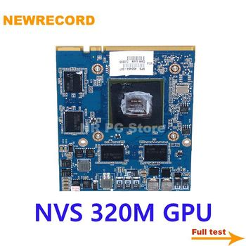 NEWRECORD IAL00 LS-333AP 450484-001 Video card For HP 8710W 8710P Laptop Graphics card VGA NVS 320M GPU full test image