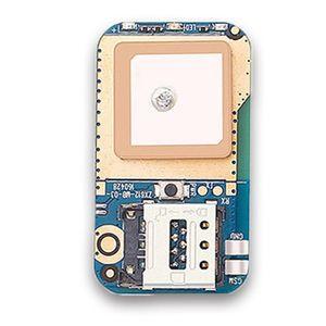 ZX612 GPS Tracker Positioner Locator SOS Alarm Web APP Tracking PCBA For Kid Pet RDA6625E Nano SIM card holder(China)