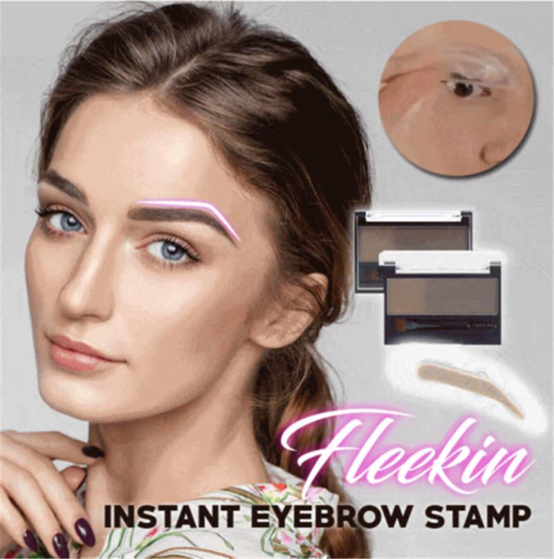 Fleekin Instant Eyebrow Stamp Original