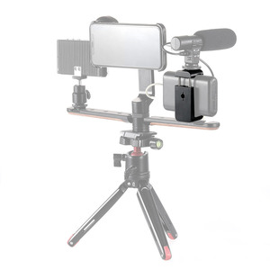 Image 5 - SmallRig מחזיק fr נייד כוח בנקים fr מגוון רוחב 53mm   81mm כוח בנקים תכונה קר נעל fr מיקרופון לצרף 2378