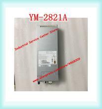 YM-2821A d'alimentation d'origine 820W serveur redondant Module d'alimentation YM-2821ACR