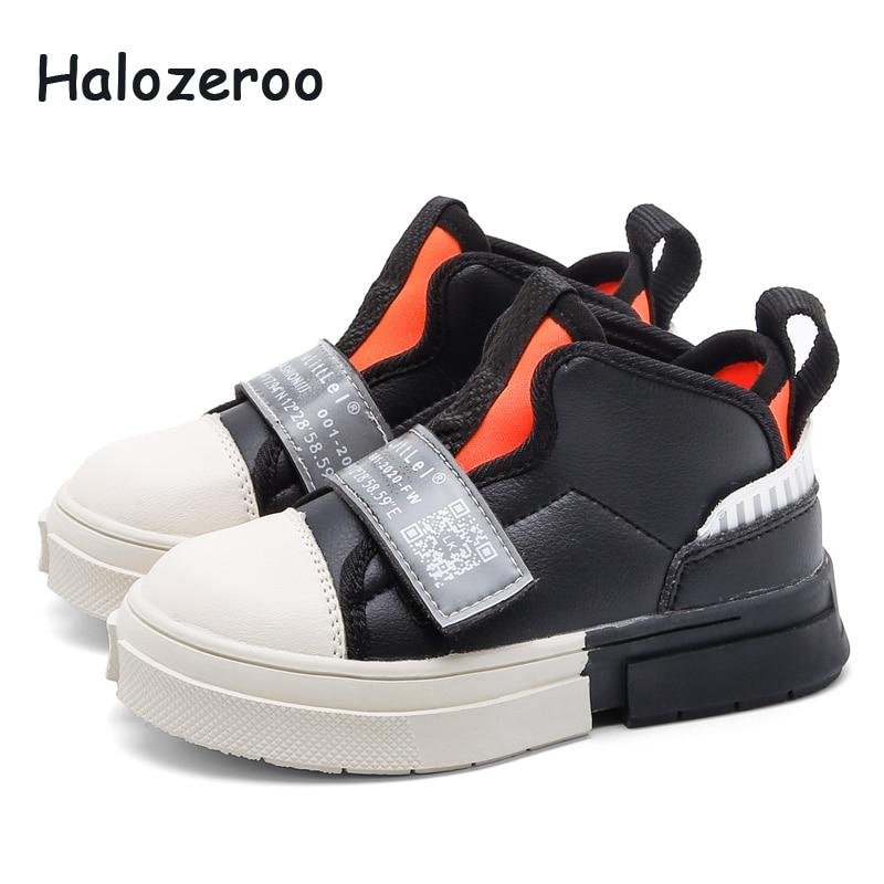 Anne ve Çocuk'ten Tenis Ayakk.'de Sonbahar Yeni Yürümeye Başlayan bağcıksız ayakkabı Çocuk Örgü gündelik ayakkabı Bebek Kız Yüksek spor ayakkabılar Erkek Tıknaz Sneakers Yumuşak Eğitmenler title=