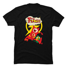 Adventure Time Funny Tshirt Jake and Finn Bacon Pancakes Flash Punisher Men T Shirt Play Video Discount Tops USAprint