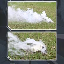 10 шт./компл. красочные дымовые таблетки сгорания смога торт эффект дыма Pill Prop Портативный фотография Хэллоуин вечерние реквизит см