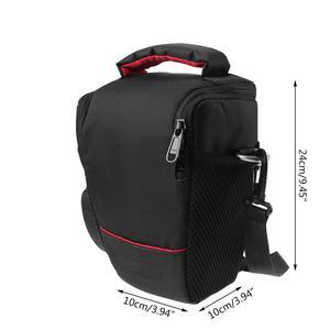 DSLR Камера сумка чехол для цифровой однообъективной зеркальной камеры Canon EOS 4000D M50 M6 200D 1300D 1200D 1500D 77D 800D 80D Nikon D3400 D5300 760D 750D 700D 600D 550D